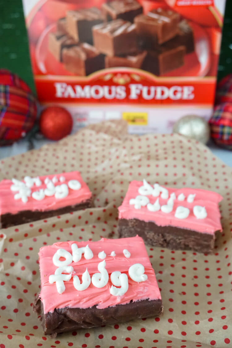 A Christmas Story Cookies  A Christmas Story Holiday Recipes and Party Sugar & Soul