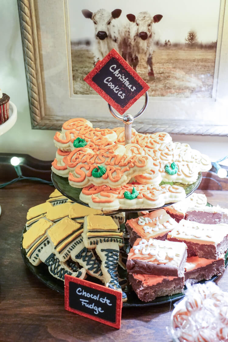 A Christmas Story Cookies  A Christmas Story Holiday Recipes and Party