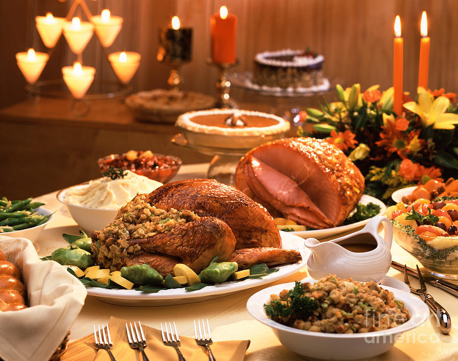 Aj'S Fine Foods Thanksgiving Dinners  Thanksgiving Dinner graph by Vance Fox