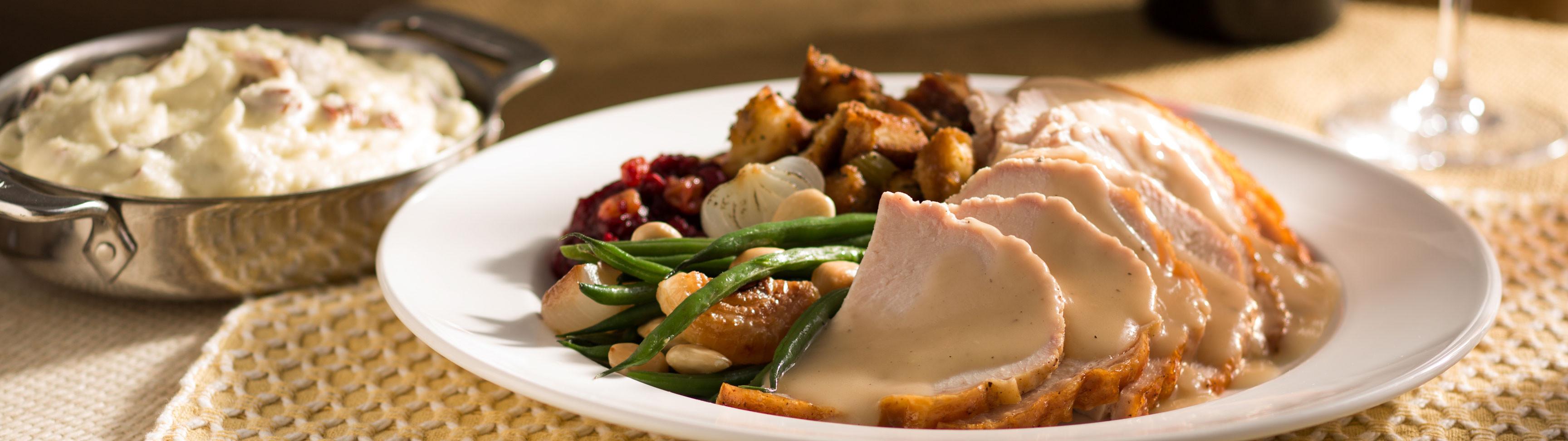 Aj'S Fine Foods Thanksgiving Dinners  THANKSGIVING Fine Dining Menu