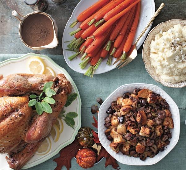 Aj'S Fine Foods Thanksgiving Dinners  6 Deceptively Easy Thanksgiving Menus
