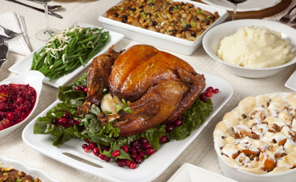 Aj'S Fine Foods Thanksgiving Dinners  Thanksgiving Dinner is Served Nug Markets Daily Dish