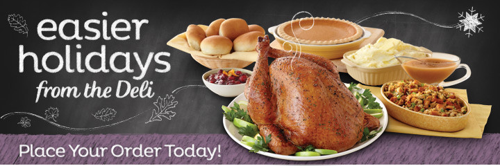 Albertsons Thanksgiving Dinners  safeway holiday dinners