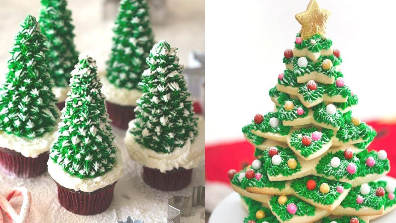 Amazing Christmas Cakes  Amazing Christmas Cake Decorating Ideas pilation Most