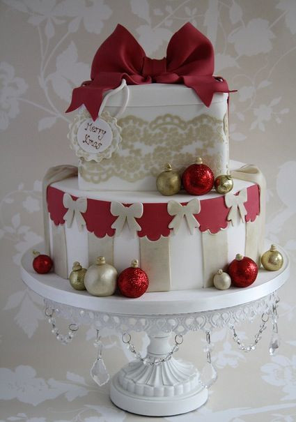 Amazing Christmas Cakes  25 Perfect Cakes for this Holiday Season Page 2 of 47