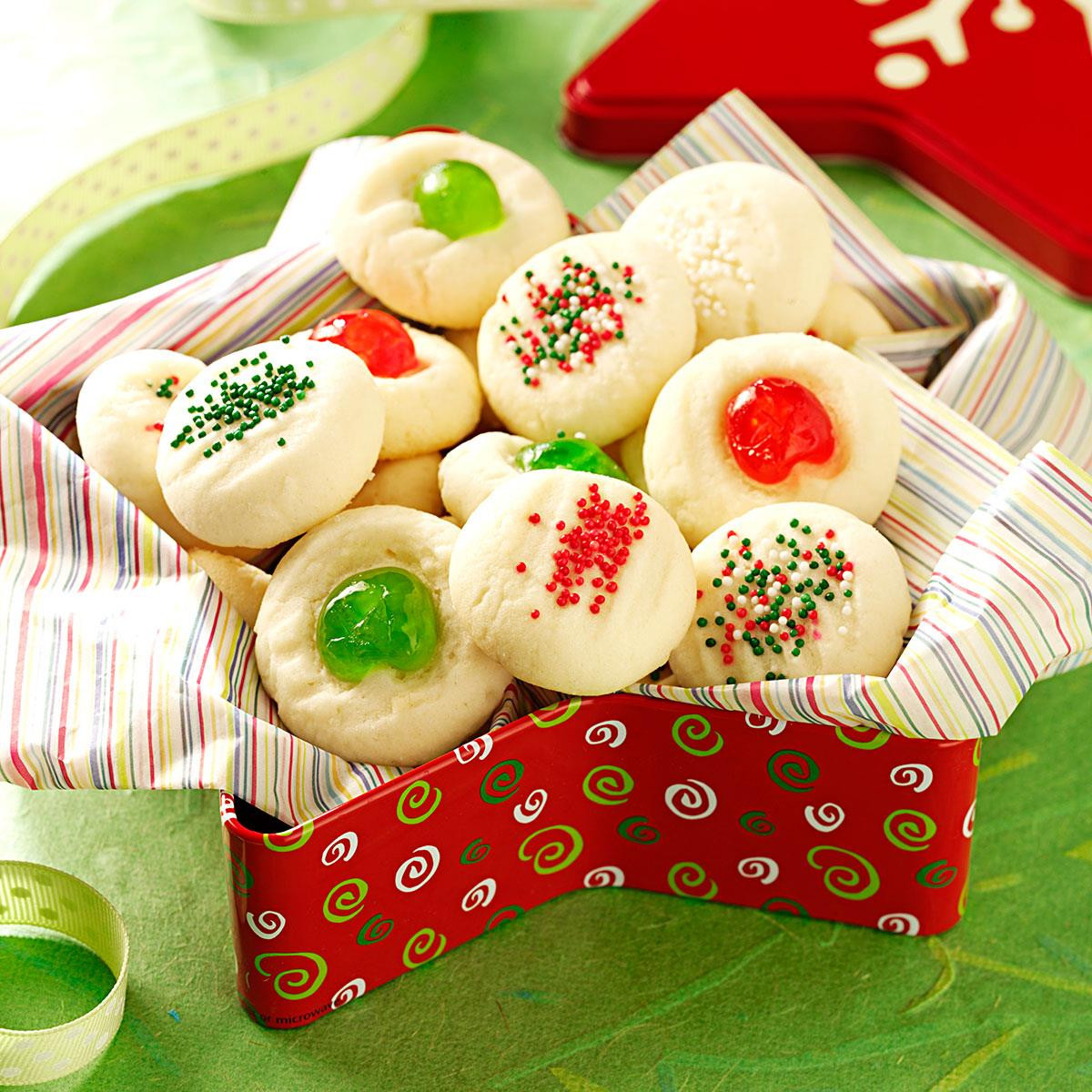America'S Test Kitchen Christmas Cookies  Whipped Shortbread Recipe