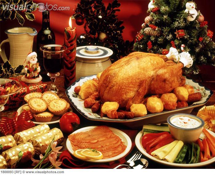 American Christmas Dinner  Church providing Christmas dinner again