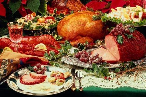 American Christmas Dinner  Christmas Traditions the traditional American Christmas