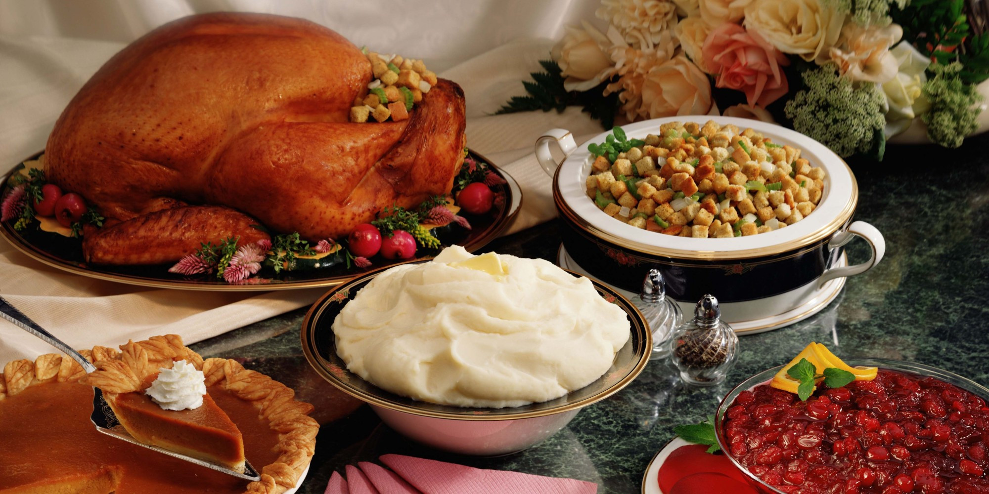 American Christmas Dinner  America Christmas Dinner Ideas – Festival Collections
