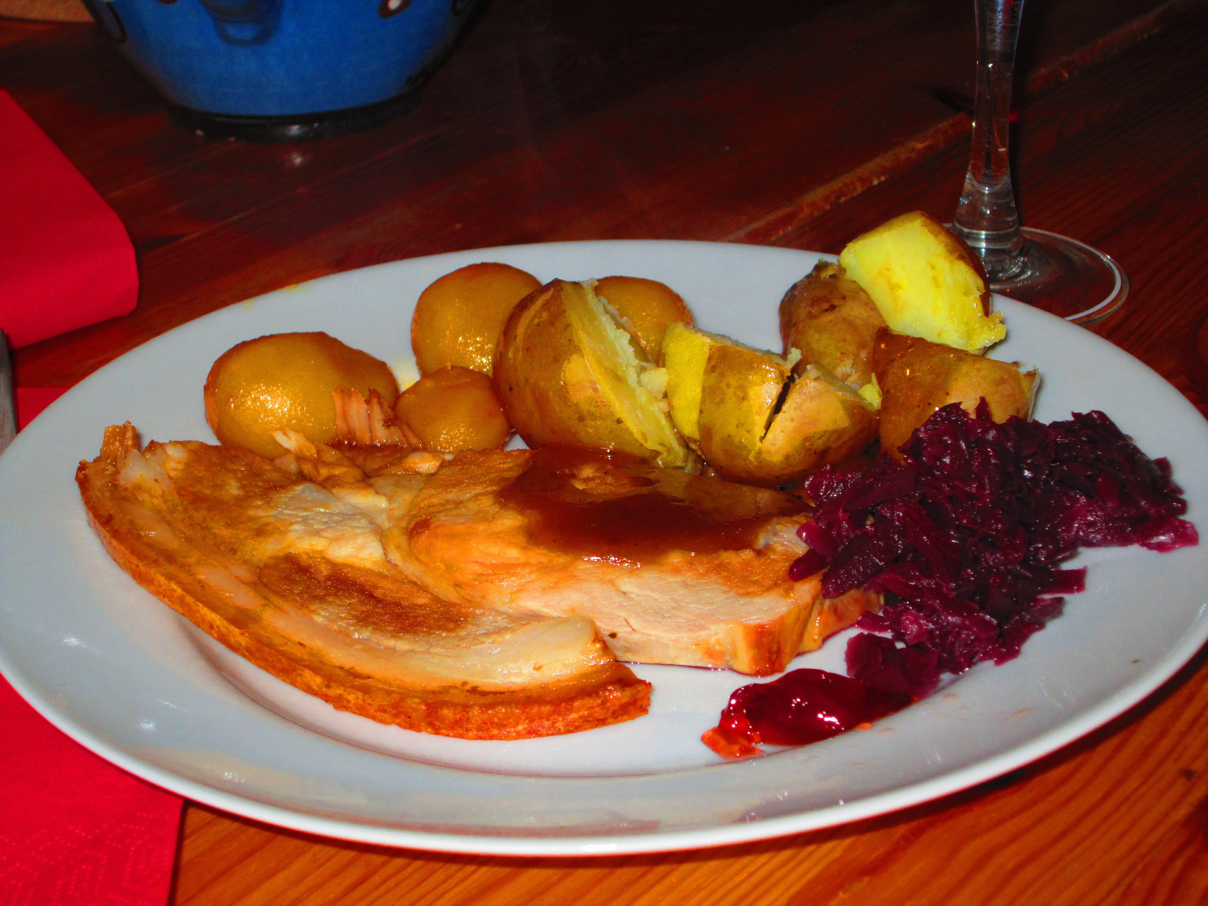 American Christmas Dinner  Food with Sarah