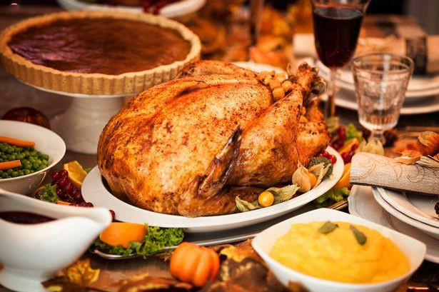 American Christmas Dinner  What is Thanksgiving Why are Americans celebrating today