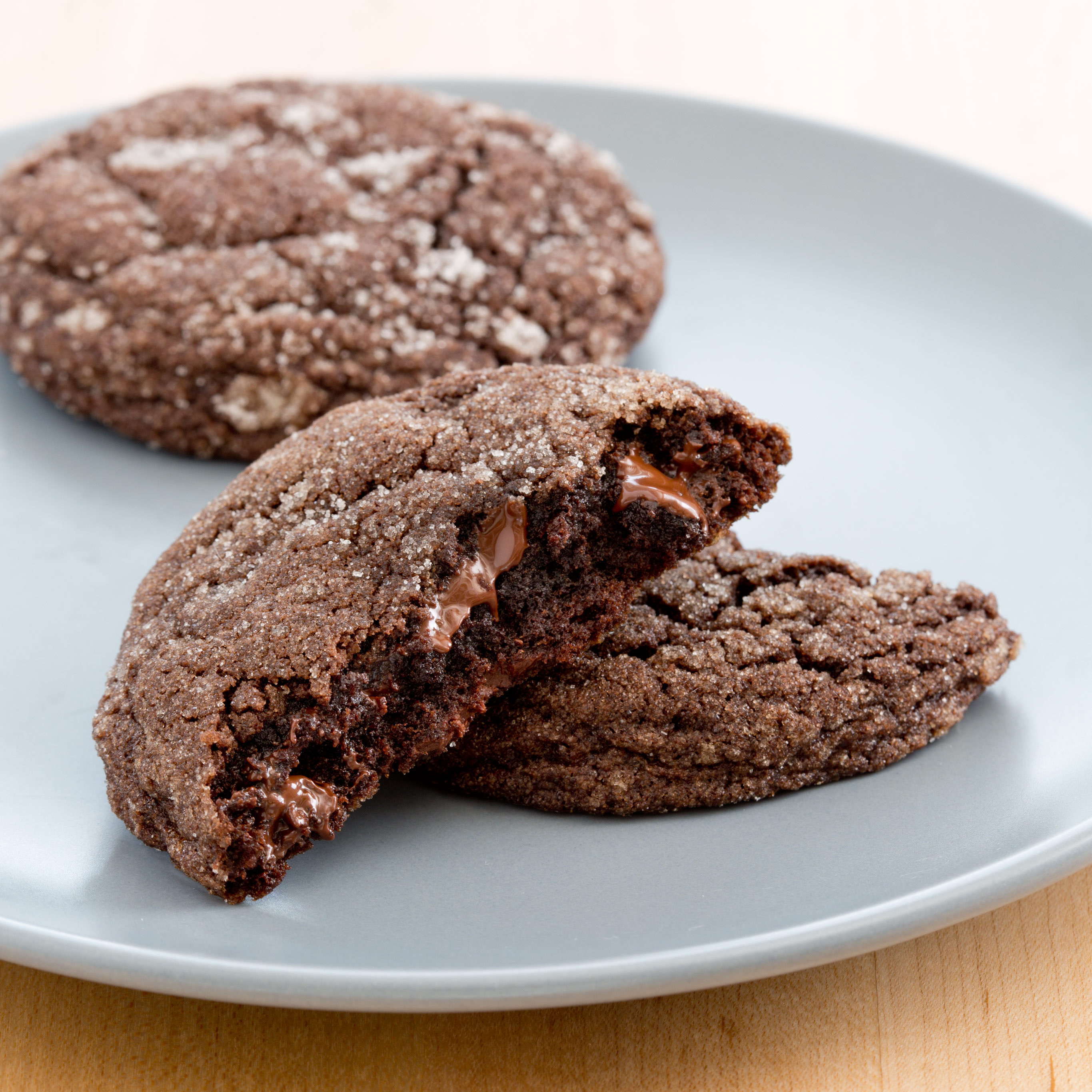 Americas Test Kitchen Christmas Cookies  Chewy Chocolate Cookies