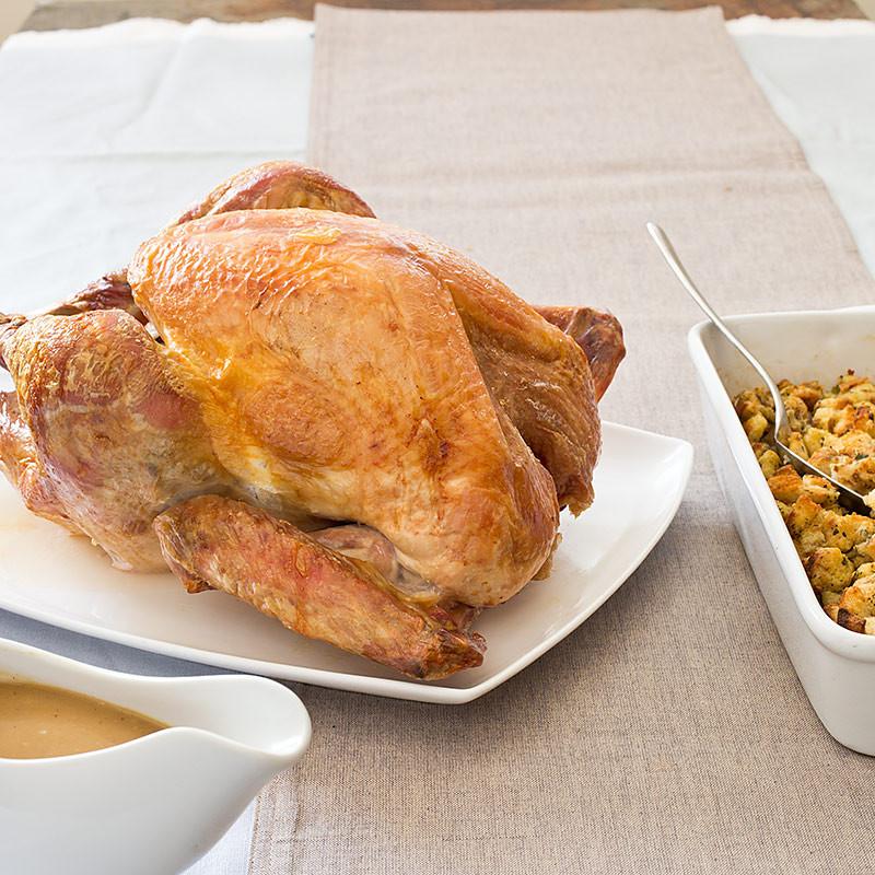 Americas Test Kitchen Thanksgiving Turkey  Old Fashioned Stuffed Turkey Recipe America s Test Kitchen