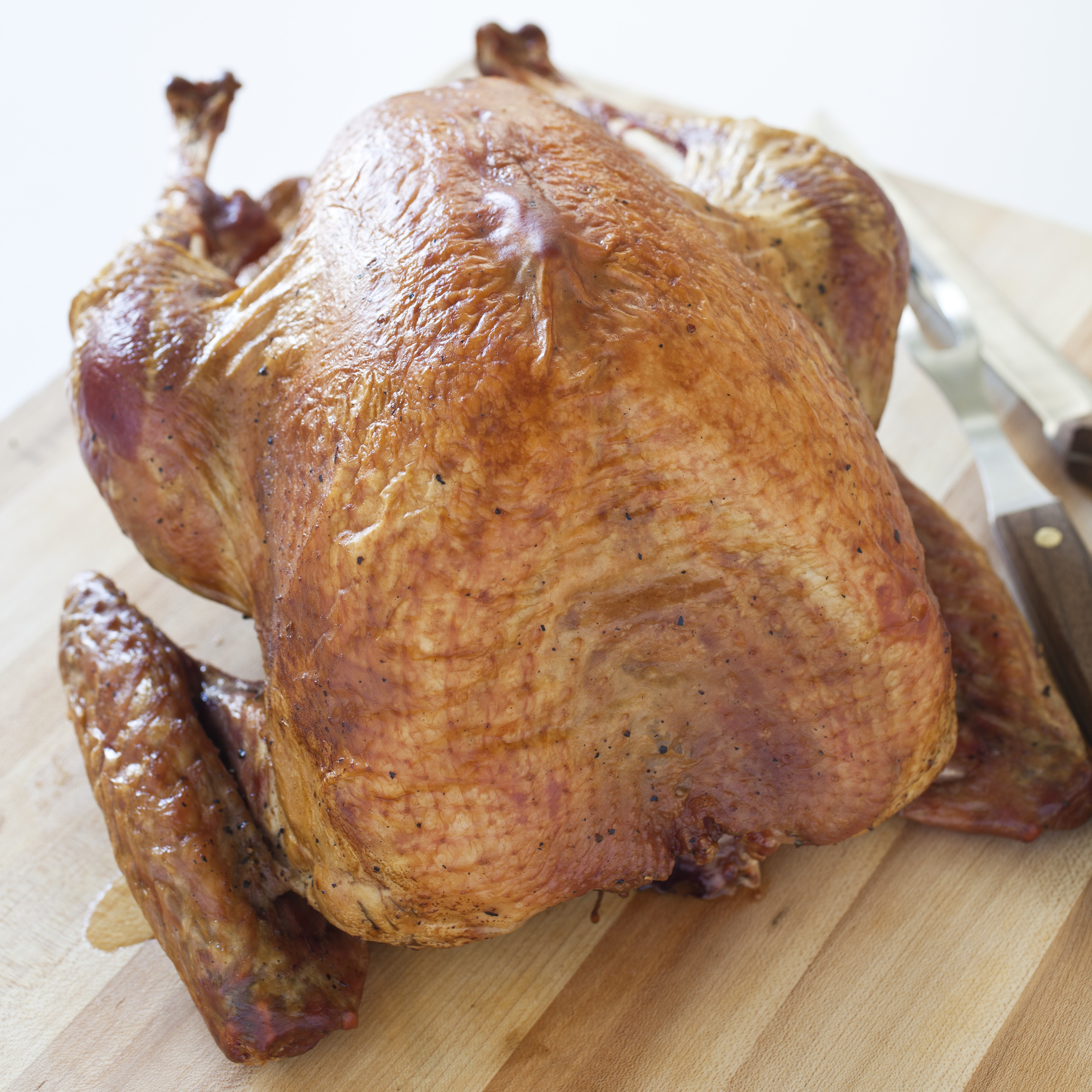 Americas Test Kitchen Thanksgiving Turkey  Simple Grill Roasted Turkey