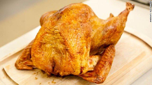Americas Test Kitchen Thanksgiving Turkey  How to cook a Thanksgiving turkey