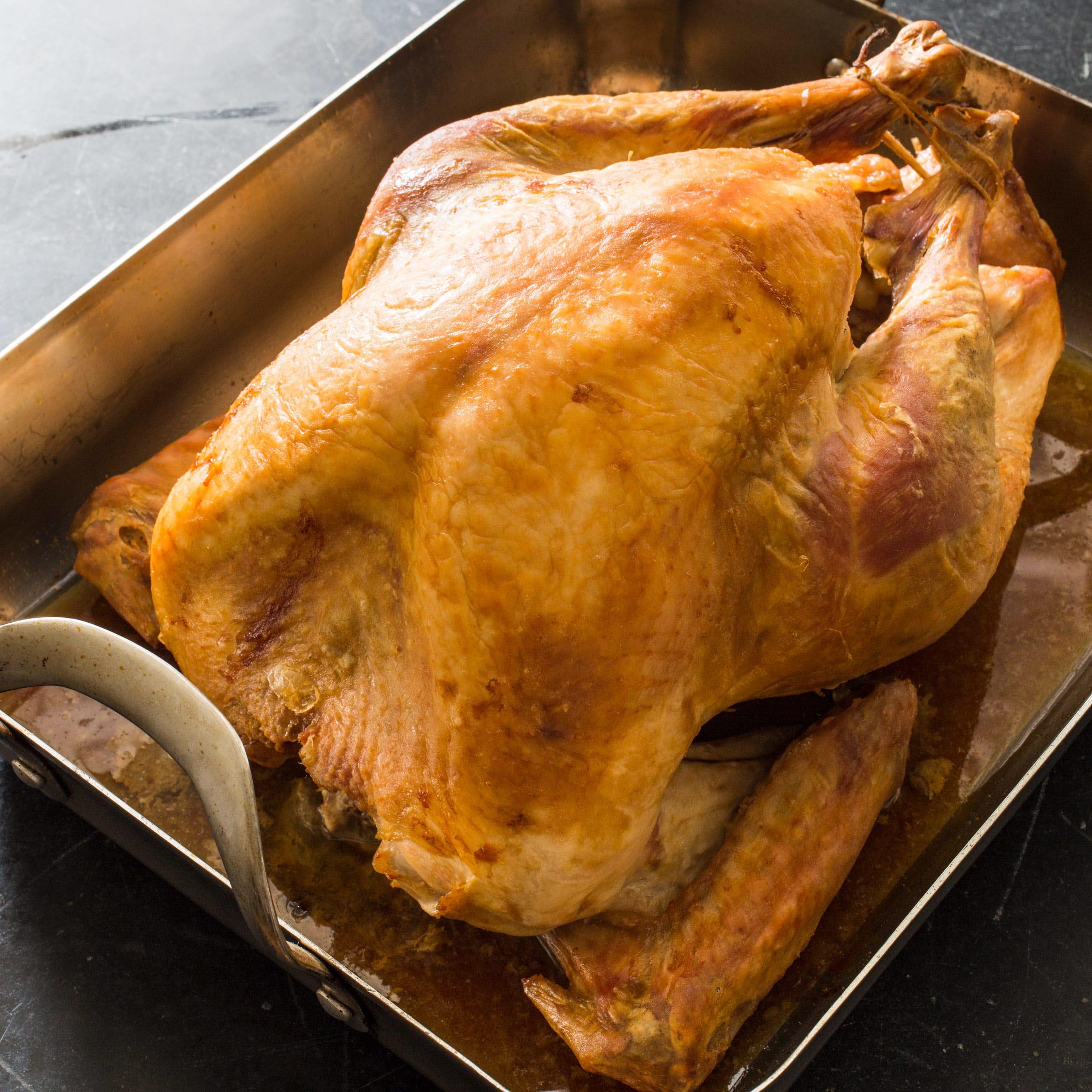Americas Test Kitchen Thanksgiving Turkey  Easier Roast Turkey and Gravy