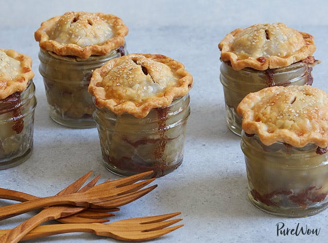 Apple Desserts For Thanksgiving  21 Mini Thanksgiving Dessert Recipes PureWow
