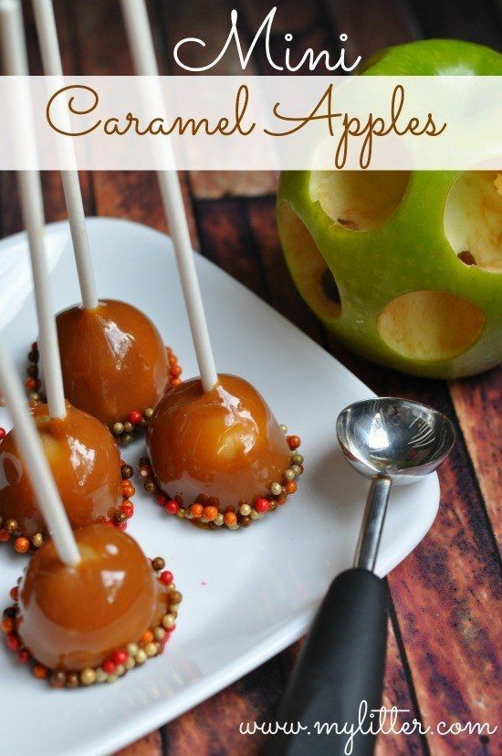 Apple Desserts For Thanksgiving  23 Fun And Festive Thanksgiving Desserts That Kids Will