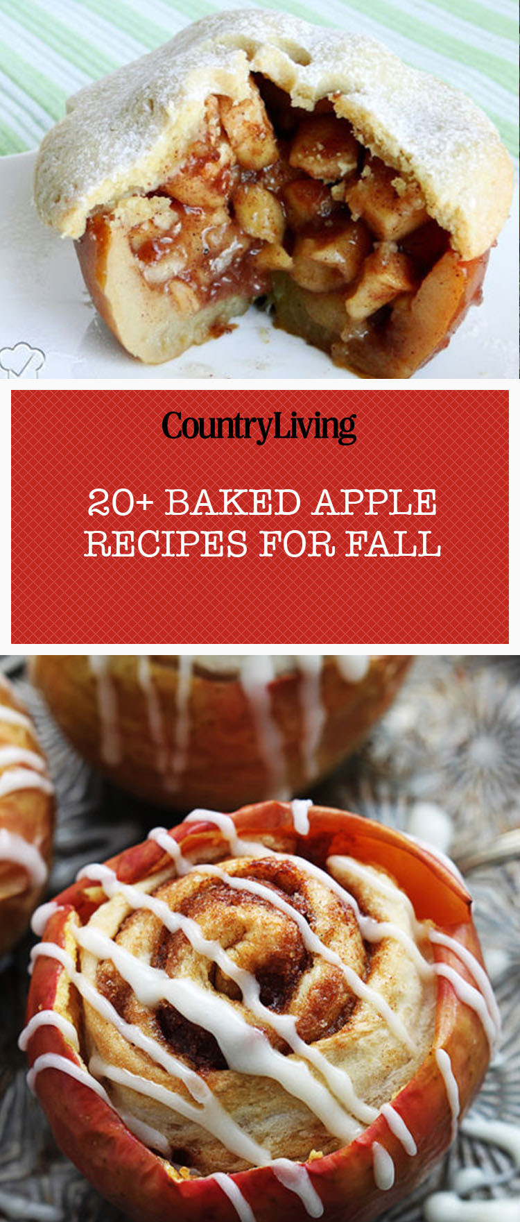 Apple Recipes For Fall  23 Fall Baked Apple Recipes Easy Ideas for Stuffed Apples