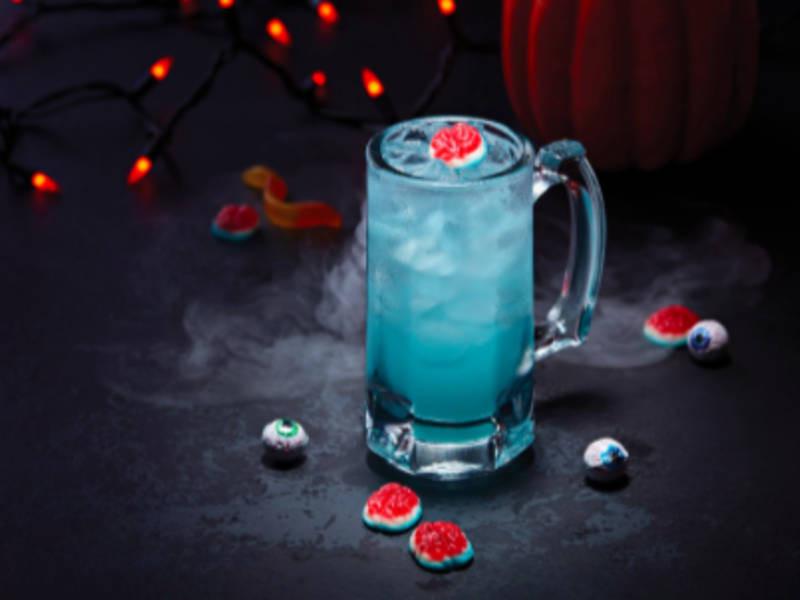 Applebees Halloween Drinks  Metro Detroit Applebee s fering $1 ZOMBIE Drink All
