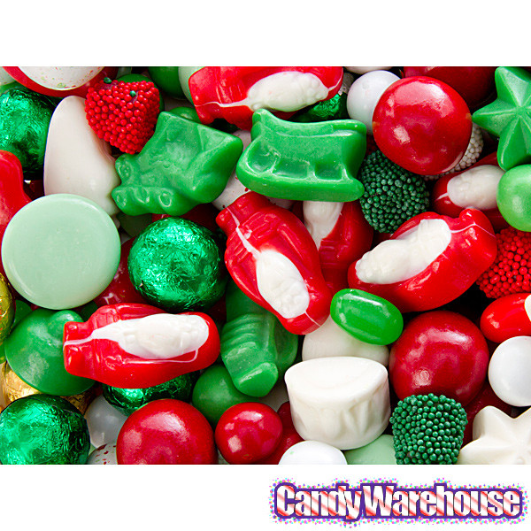 Assorted Christmas Candy  Jelly Belly Christmas Mix