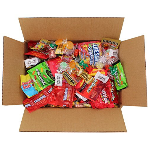 Assorted Christmas Candy  Holiday Candy Bulk Mix Assorted Classic Variety Pack