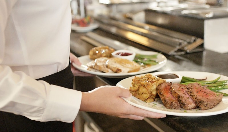 Atlanta Thanksgiving Dinners  Thanksgiving 2018 Metro Atlanta restaurants open on