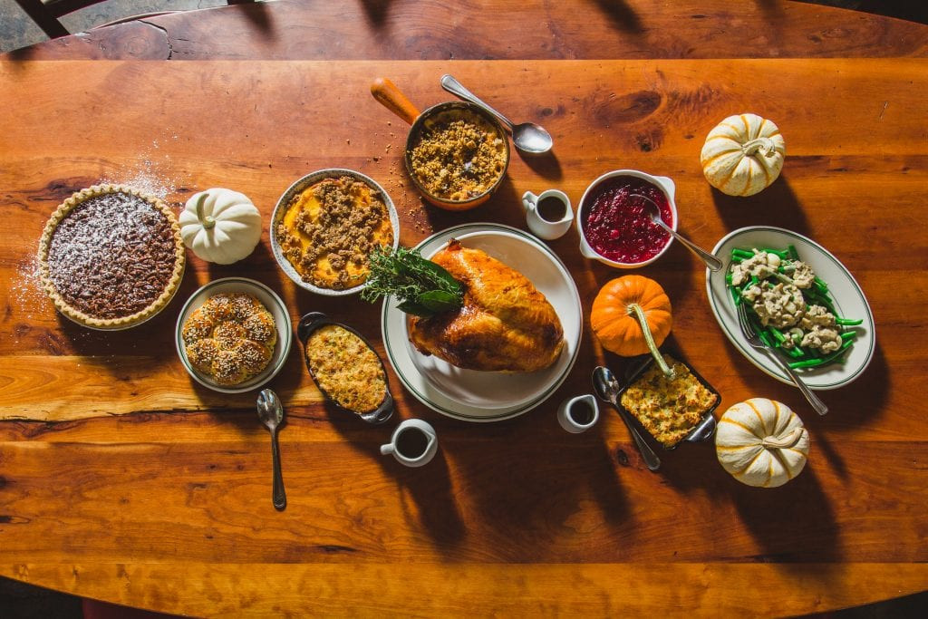 Atlanta Thanksgiving Dinners  Atlanta Restaurants and Takeout Serving Thanksgiving