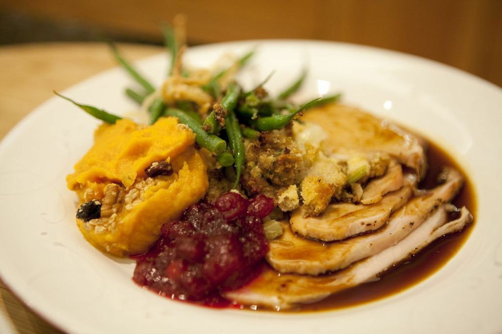 Atlanta Thanksgiving Dinners  Restaurants Serving Thanksgiving Dinner In Atlanta