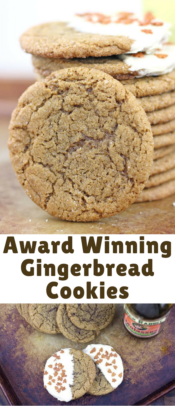 Award Winning Christmas Cookies  Award Winning Gingerbread Cookies Blogger Bests