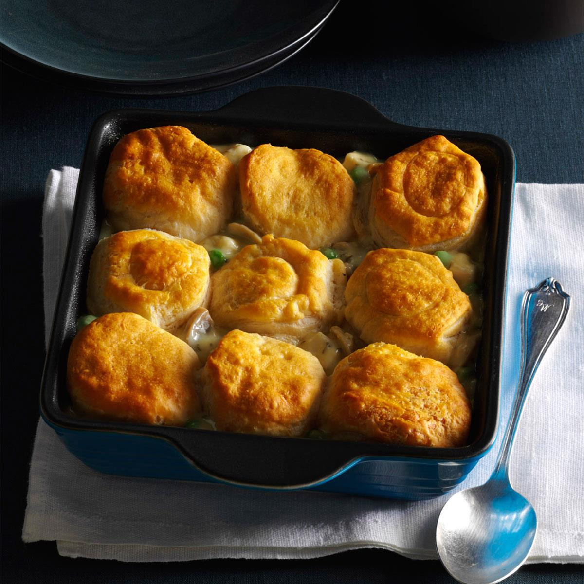 Bake Thanksgiving Turkey  Biscuit Turkey Bake Recipe