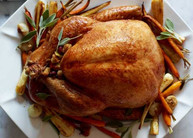 Bake Thanksgiving Turkey  How To Cook A Turkey