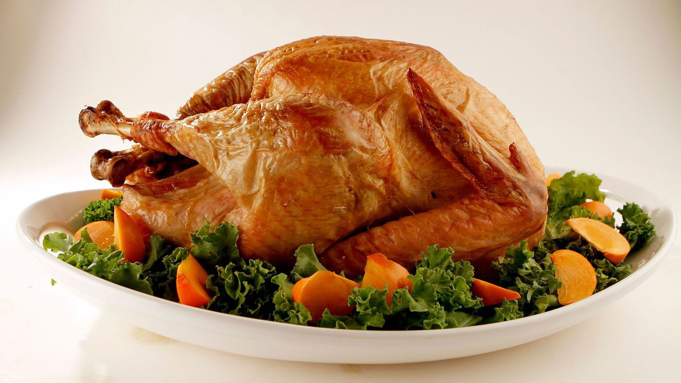 Bake Thanksgiving Turkey  A beginner s guide to cooking a Thanksgiving turkey