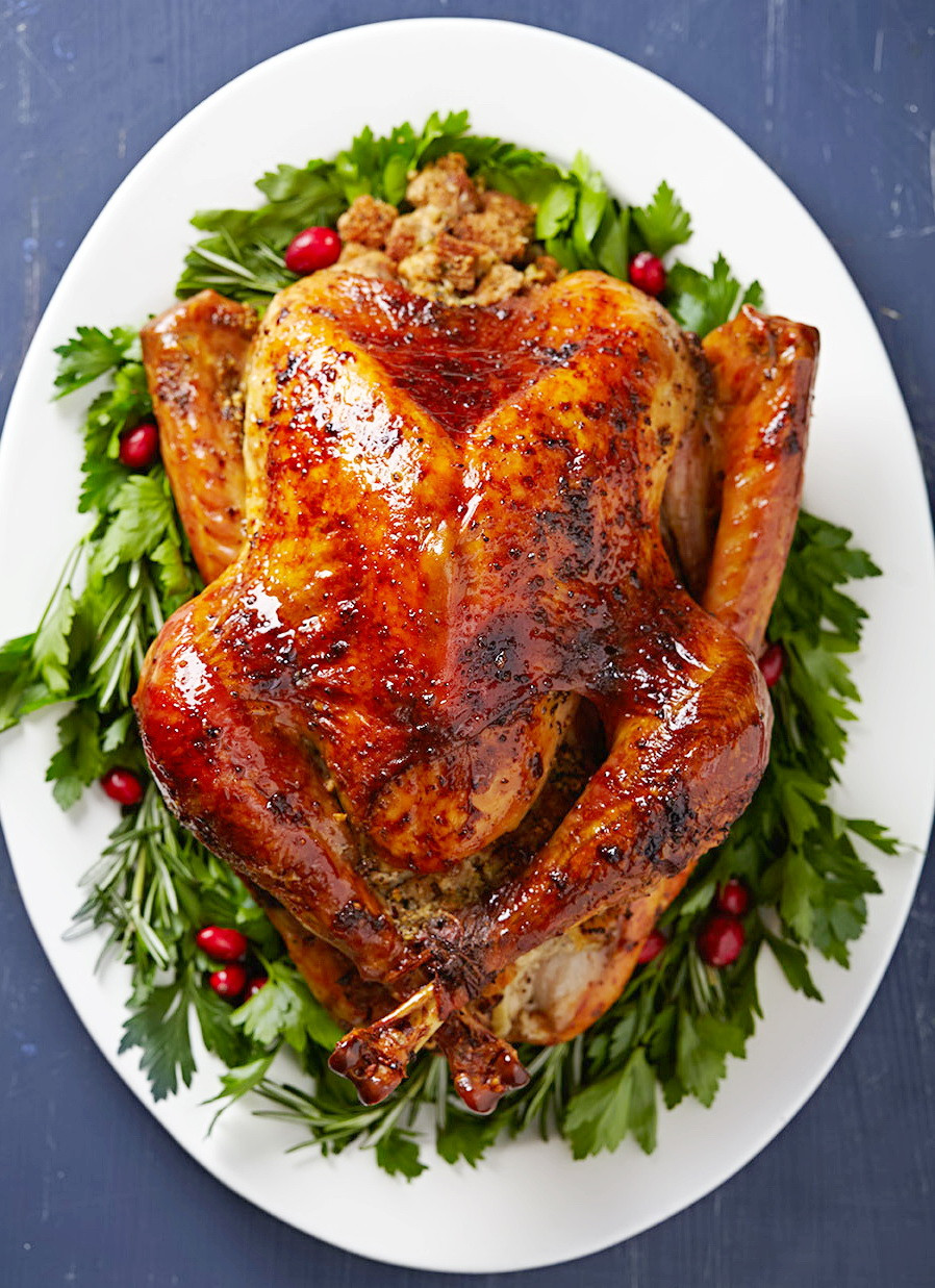 Bake Thanksgiving Turkey  Top 10 Simple Turkey Recipes – Best Easy Thanksgiving