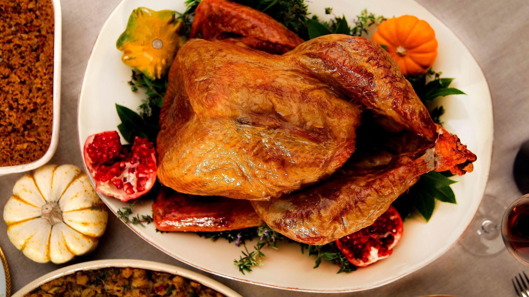 Bake Thanksgiving Turkey  Turkey 101 How to cook a Thanksgiving turkey LA Times