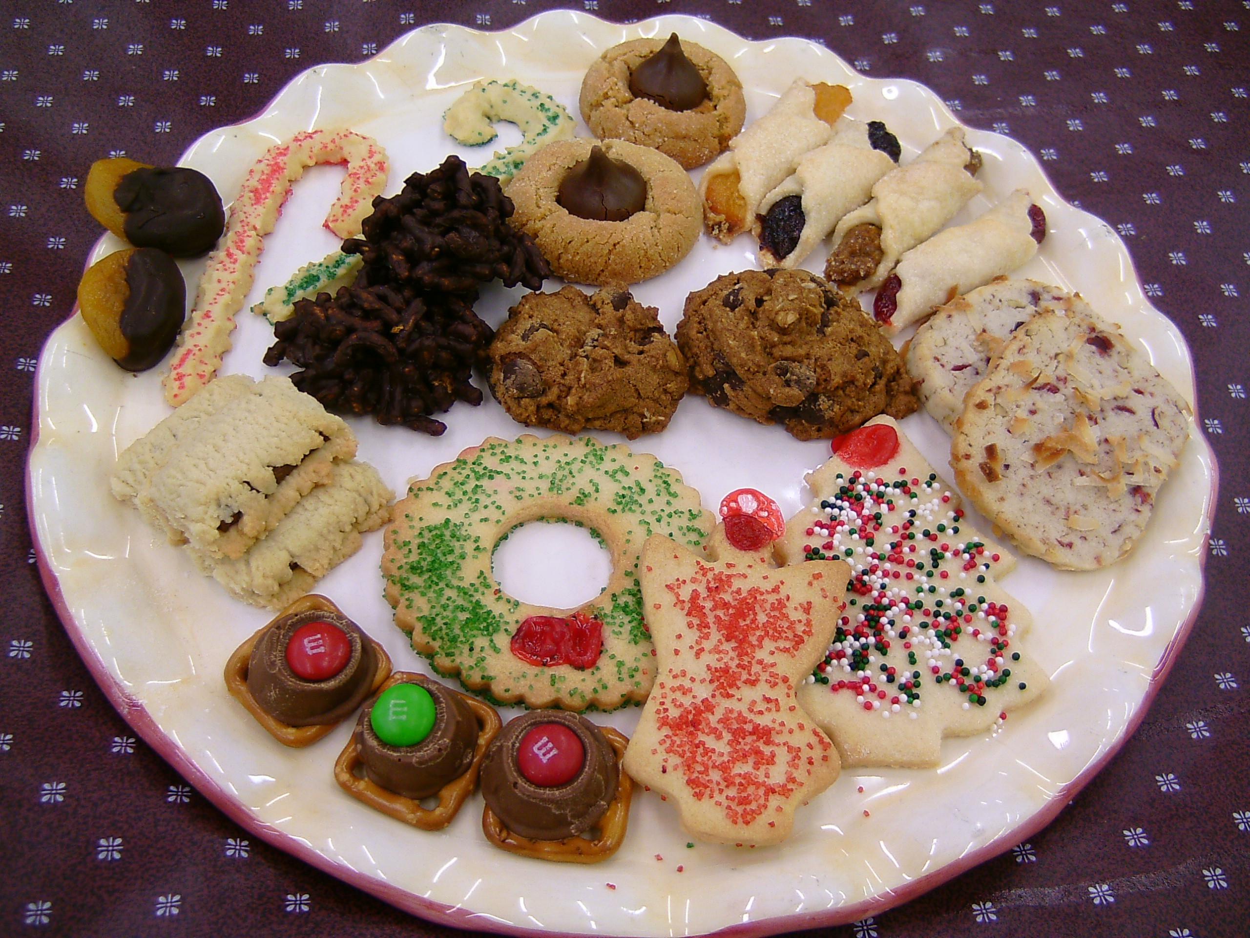 Bakery Christmas Cookies  Christmas Cookie and Bakery Sale – December 16 2012