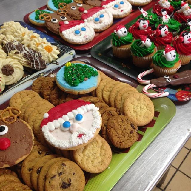 Bakery Christmas Cookies  Christmas Cookies & Party Trays
