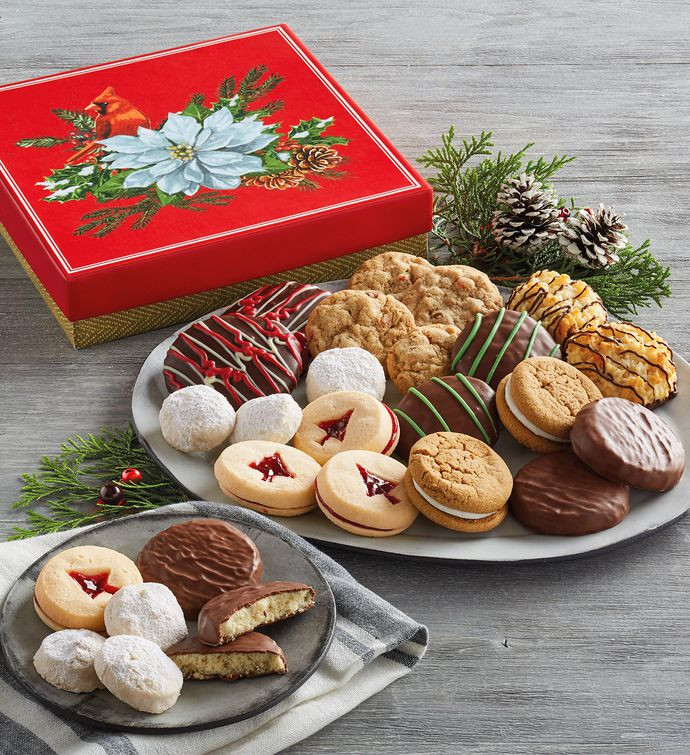 Bakery Christmas Cookies  Christmas Cookies Cookies and Brownies