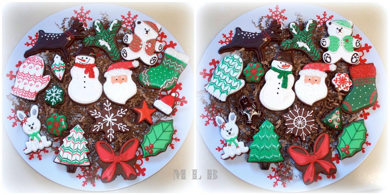 Bakery Christmas Cookies  My little bakery 🌹 Christmas cookies