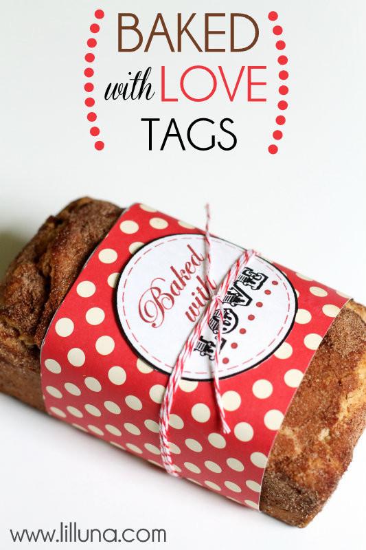 Baking Christmas Gifts  Easy Christmas Gift Ideas