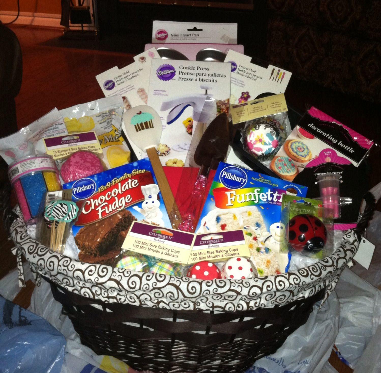 Baking Christmas Gifts  Best 25 Baking t baskets ideas on Pinterest