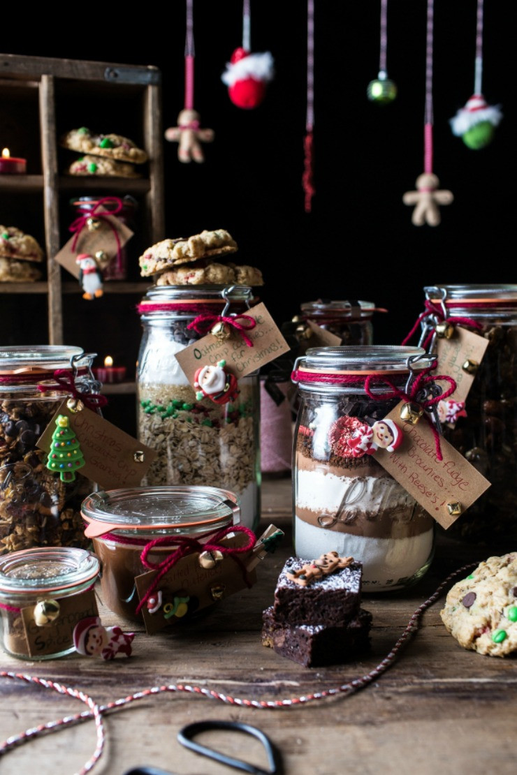 Baking Christmas Gifts  Homemade Food Gifts for Christmas