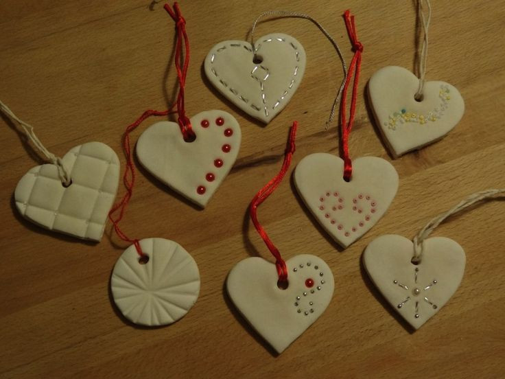 Baking Christmas Ornaments  20 best ideas about Baking Soda Clay on Pinterest