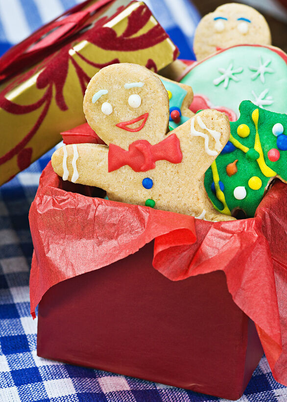 Baking Goods For Christmas Gifts  How to Make Christmas Gifts Out of Baked Goods