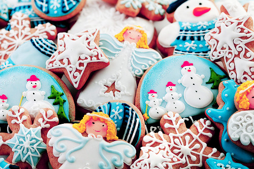 Beautiful Christmas Cookies  Beautiful Christmas Cookies s and