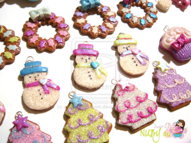 Beautiful Christmas Cookies  FAB 6FONGOS By SwEeT FoNgOs Beautiful Christmas Cookie