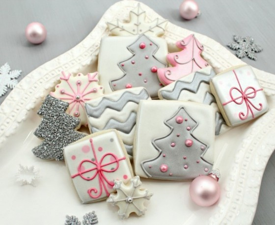 Beautiful Christmas Cookies  Beautiful cookies begin with Royal Icing Five Little La s