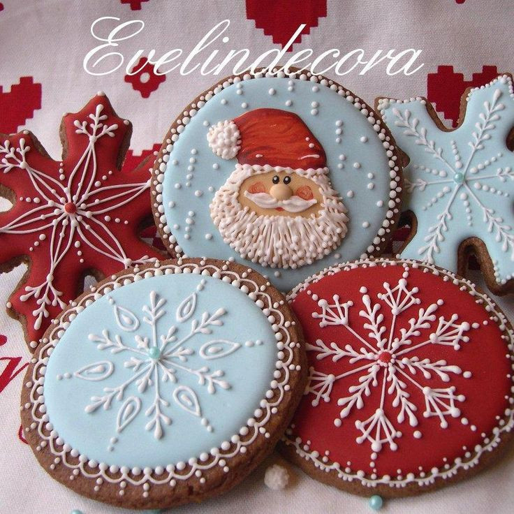 Beautiful Christmas Cookies  Christmas cookies Cookies Pinterest