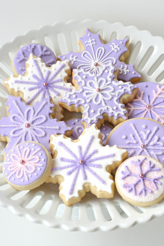 Beautiful Christmas Cookies  Decorated Christmas Cookies – Glorious Treats
