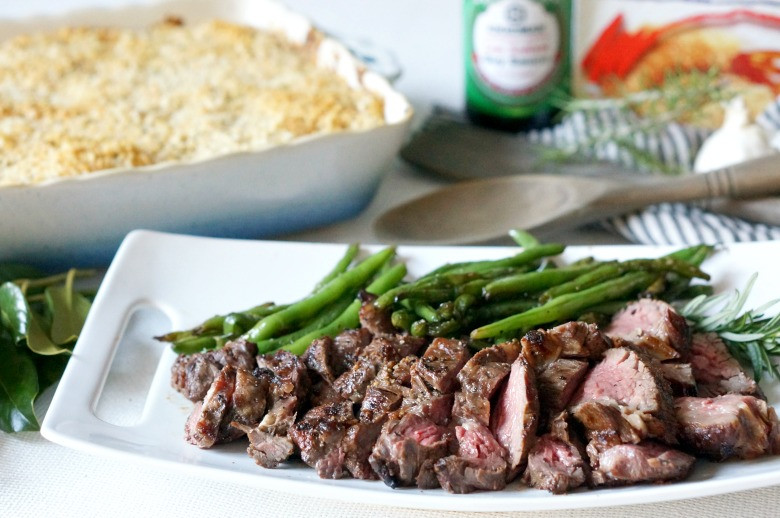 Beef Tenderloin Christmas Dinner  Grilled Soy Pepper Beef Tenderloin Forks and Folly